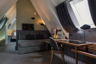 Millesime Hôtel - Chambre
