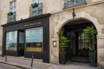 Millesime Hôtel - Facade