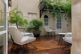 Millesime Hôtel - Jardin